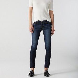 NWOT AG The Stilt Cigarette Leg Jeans